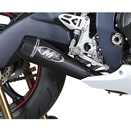 M4 GP Series Titanium Full System Exhaust - Black - M4 Supersport Series Full System Exhaust - Polished With Titanium Mid Pipe