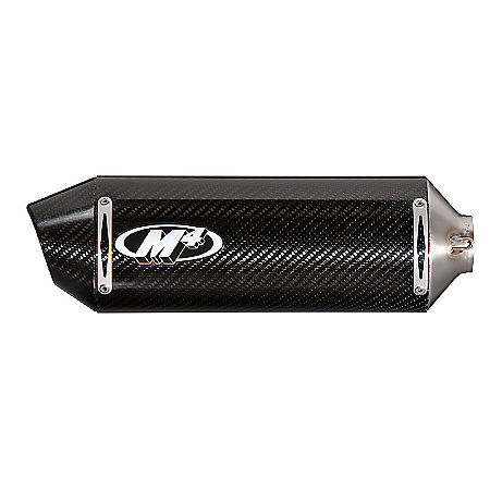 M4 Standard Full System Exhaust - Carbon Race Mount - Main