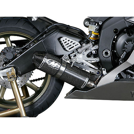 M4 Standard Titanium Full System Exhaust - Carbon - Main