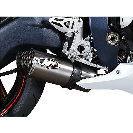 M4 Street Slayer Titanium Full System Exhaust - Carbon - Main