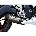 M4 Street Slayer Titanium Full System Exhaust - Carbon - M4 Performance Exhaust Motorcycle Products