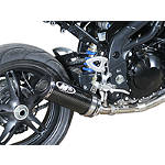 M4 Shorty Slip-On Exhaust - Carbon - M4 Performance Exhaust Motorcycle Parts