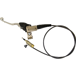 Magura Hydraulic Clutch 167 - 2010 Yamaha YZ250F ASV F3 Clutch Lever, For Use With Hydraulic Clutch