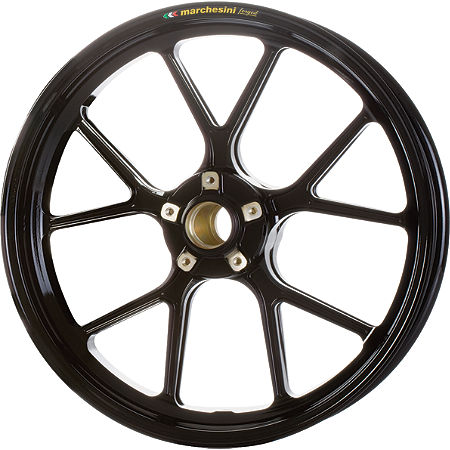 Marchesini Forged Magnesium SBK Rear Wheel With Sprocket Carrier - Main