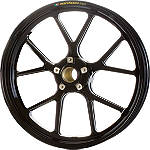 Marchesini Forged Magnesium SBK Rear Wheel With Sprocket Carrier - Kawasaki Motorcycle Tire and Wheels