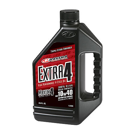 Maxima Maxum 4 Extra 4-Cycle Engine Oil - Main