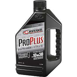 Maxima Maxum 4 Proplus 4-Cycle Engine Oil - Maxima 550 Racing Brake Fluid