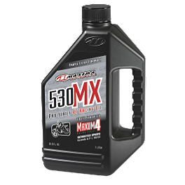 Maxima 5W30 530MX Synthetic 4-Stroke Engine Oil - 1 Liter - Maxima 10W40 Premium 4-Stroke Engine Oil - 1 Liter