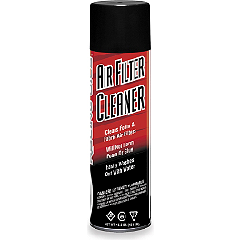 Maxima Air Filter Cleaner - Maxima Fab 1 Spray-On Air Filter Oil