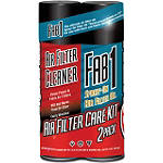 Maxima Air Filter Care Kit - Maxima Cruiser Products