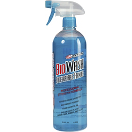 Maxima Bio Wash Cleaner - Maxima Speed Wax