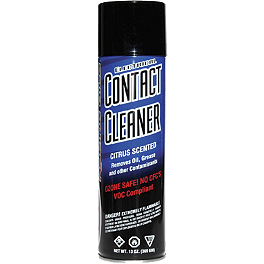 Maxima Contact Cleaner - Maxima Speed Wax
