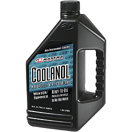 Maxima Coolanol Coolant - 2012 Yamaha RAPTOR 350 Maxxis RAZR Blade Sand Paddle Tire - 20x11-10 - Left Rear