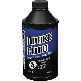 Maxima DOT 4 Brake Fluid - Maxima 550 Racing Brake Fluid