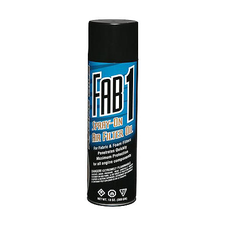 Maxima Fab 1 Spray-On Air Filter Oil - Main