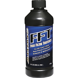 Maxima FFT Air Filter Oil - 1 Quart - Maxima Air Filter Cleaner