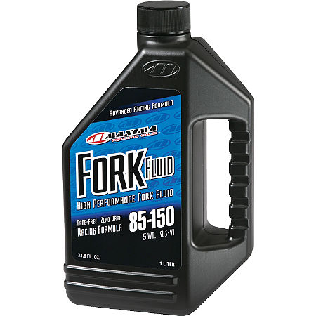 Maxima 15WT Racing Fork Fluid - 1 Liter - Main