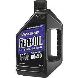 Maxima Hypoid Gear Oil - Maxima Premium 4-Stroke 20W50 Engine Oil - 1 Gallon