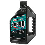 Maxima Super M Injector Oil - 1 Liter - Maxima ATV Tools and Maintenance