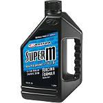 Maxima Super M 2-Stroke Oil - 1 Liter - Maxima Motorcycle Riding Accessories