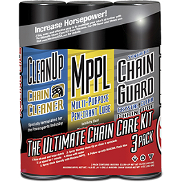 Maxima Ultimate Chain Guard Care Kit - Maxima Ultimate Chain Wax Care Kit