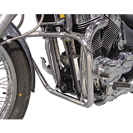 MC Enterprises Full Engine Guard - 1990 Suzuki Intruder 1400 - VS1400GLP National Cycle Light Bar