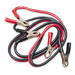MC Enterprises Motorcycle Jumper Cables - Dirt Bike Batteries & Motorcycle Battery Chargers