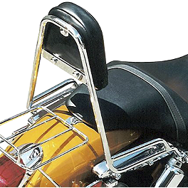 MC Enterprises Sissy Bar - Standard - MC Enterprises Tour Cruiser Rack
