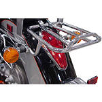 MC Enterprises Tour Cruiser Rack - Dirt Bike Tail Bags