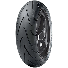 Metzeler Sportec M3 Rear Tire - 190/50ZR17 - Metzeler Roadtec Z8 Interact Rear Tire - 160/60ZR17