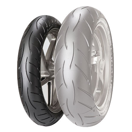 Metzeler M5 Sportec Interact Front Tire - 120/70ZR17 - Main