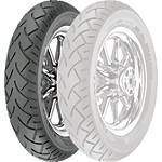Metzeler ME880 Marathon Front Tire - MT90-16B 72H - METZELER-MT90B16 Cruiser tires-and-wheels