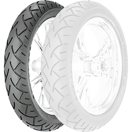 Metzeler ME880 Marathon Front Tire - 120/70ZR19 - Metzeler Triple Eight Rear Tire - 130/90-16
