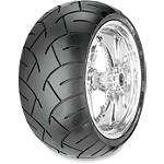 Metzeler ME880 XXL Rear Tire - 260/40VR18 84V - METZELER-260-40VR18 Cruiser tires-and-wheels