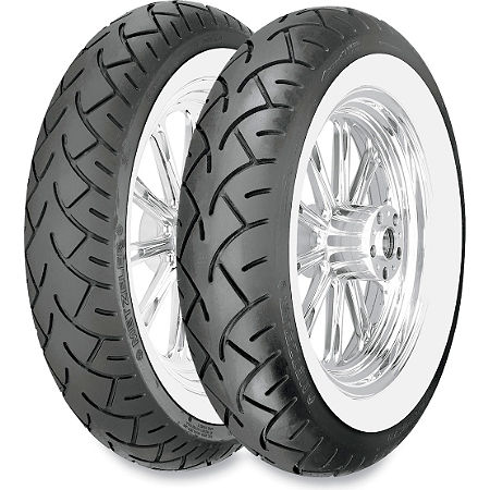 Metzeler ME880 Marathon Tire Combo - Wide Whitewall - Main