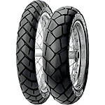 Metzeler Tourance Tire Combo - Motorcycle Tires