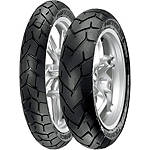 Metzeler Tourance EXP Tire Combo - Motorcycle Tires