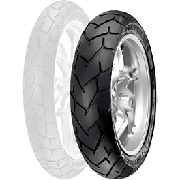Metzeler Tourance EXP Rear Tire - 150/70-17V - Metzeler Tourance EXP Front Tire - 110/80-19V