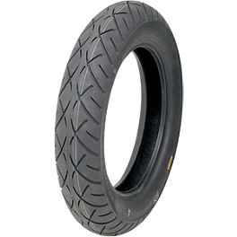 Metzeler Triple Eight Front Tire - 130/80-17 - Metzeler ME880 XXL Rear Tire - 300/35R18 87V