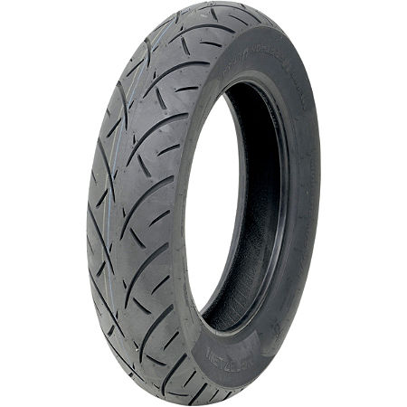 Metzeler Triple Eight Rear Tire - 180/65-16 - Main