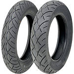 Metzeler Triple Eight Tire Combo - Metzeler Cruiser Tire Combos