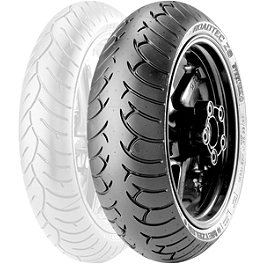 Metzeler Roadtec Z6 Rear Tire - 170/60ZR17 - Metzeler M5 Sportec Interact Front Tire - 120/70ZR17