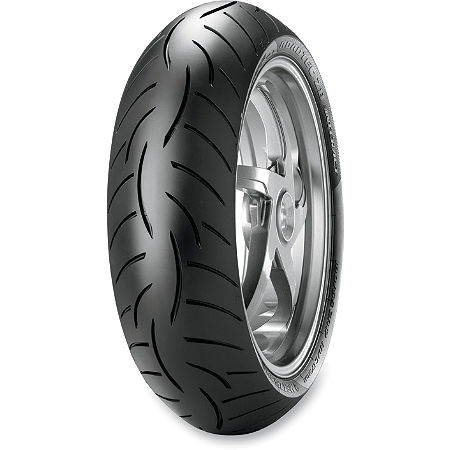 Metzeler Roadtec Z8 Interact Rear Tire - 180/55ZR17 - Main