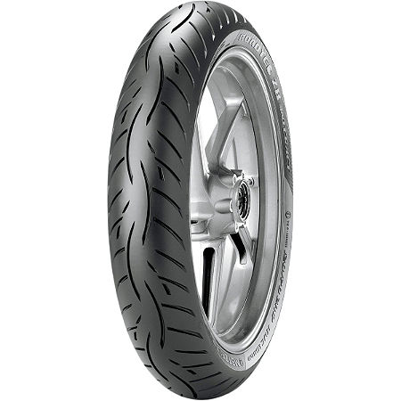 Metzeler Roadtec Z8 Interact Front Tire - 110/80ZR18 - Main
