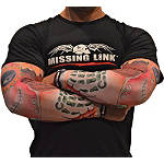 Missing Link ArmPro Compression Arm Sleeves - Missing Link Motorcycle Base Layers and Liners