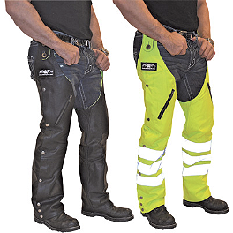 Missing Link D.O.C. Reversible Chaps - Missing Link D.O.C. Reversible Safety Vest
