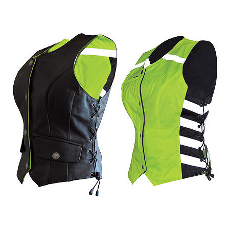Missing Link D.O.C. Women's Reversible Safety Vest - Main