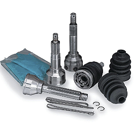 Motormaster CV Joint Front Female* - 2001 Polaris SCRAMBLER 400 4X4 Quadboss Tie Rod End Kit