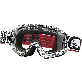 Metal Mulisha Ambition Goggle - 2013 MSR Velocity Helmet - Metal Mulisha Broadcast
