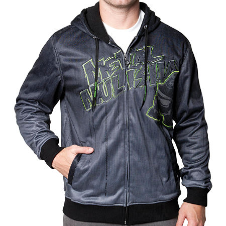 Metal Mulisha Beast Zip Hoody - Main
